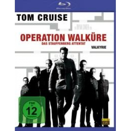Operation Walküre - Das Stauffenberg Attentat [BluRay, gebraucht, DE]