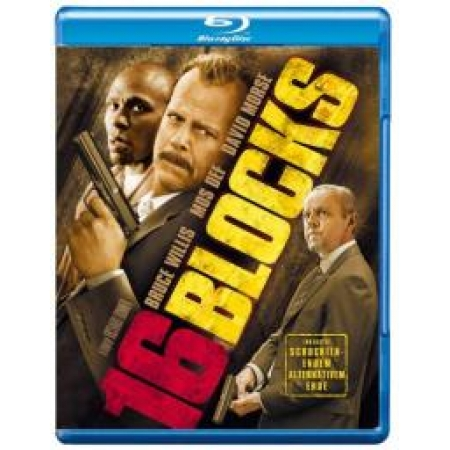 16 Blocks [BluRay, gebraucht, DE]