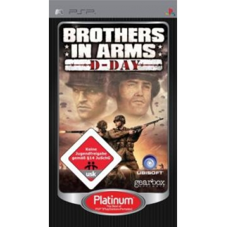 Brothers in Arms - D-Day - Platinum