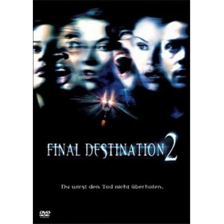 Final Destination 2 [DVD, gebraucht, DE]