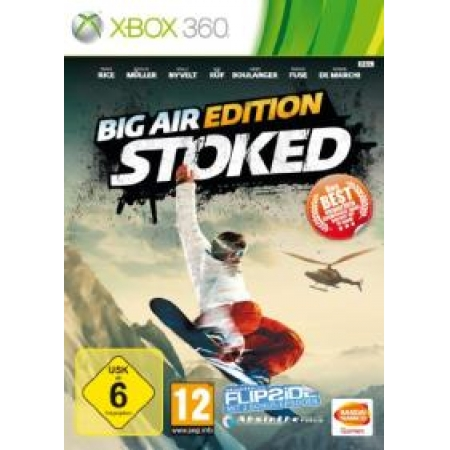 Stoked - Big Air Edition [XB360, neu, DE]