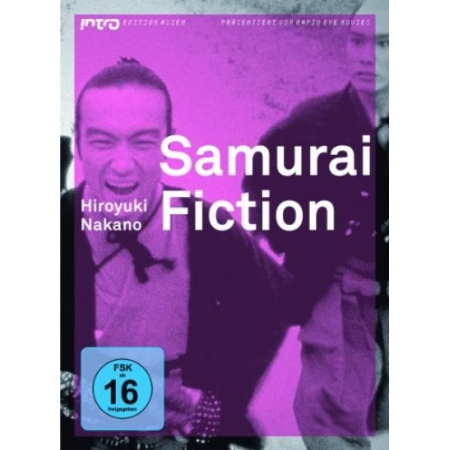 Samurai Fiction (Intro Edition Asien 03) [DVD, gebraucht, DE]