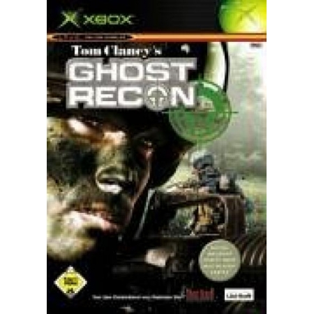 Tom Clancy s Ghost Recon [XBox, gebraucht, DE]