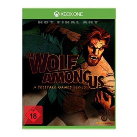 The Wolf Among Us [XBox one, gebraucht, DE]