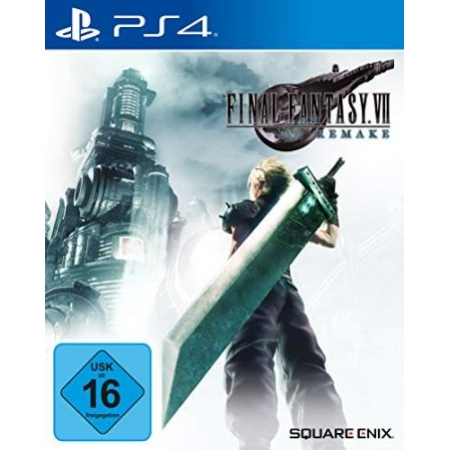 Final Fantasy VII HD Remake [PS4, neu, DE]