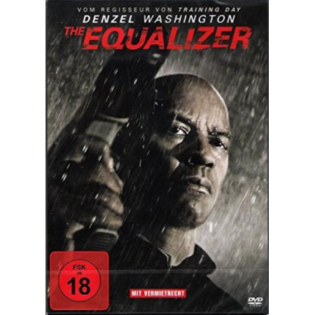 The Equalizer [DVD, gebraucht, DE]