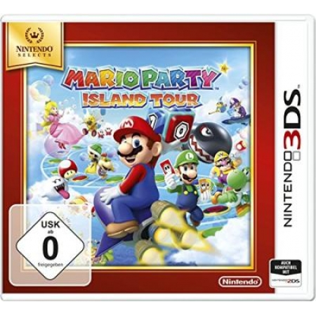 Mario Party: Island Tours - Nintendo Selects [N3DS, neu, DE]