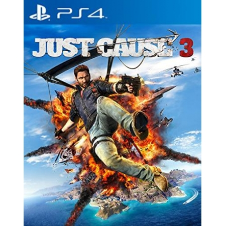 Just Cause 3 [PS4, gebraucht, PEGI-AT]