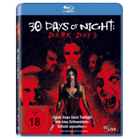 30 Days of Night: Dark Days [BluRay, gebraucht, DE]