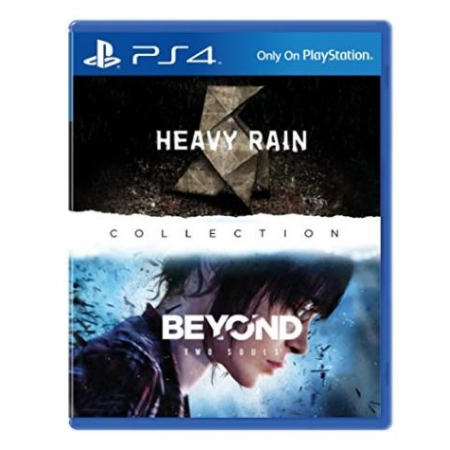 The Heavy Rain and Beyond:Two Souls Quantic Dream Collection [PS4, neu, DE]