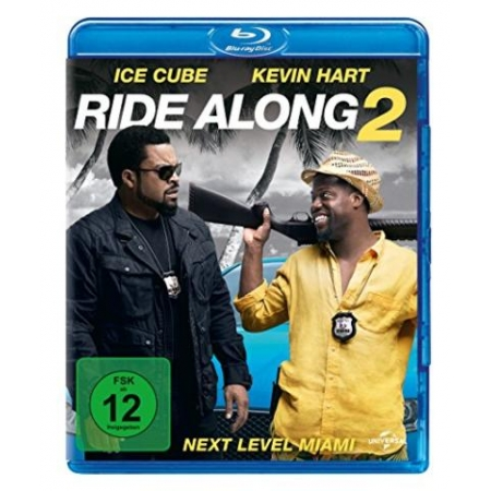 Ride Along 2 - Next Level Miami [BluRay, gebraucht, DE]