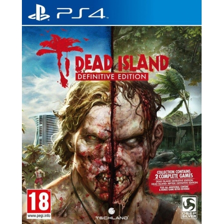Dead Island Definitive Edition  [PS4, neu, PEGI-AT]