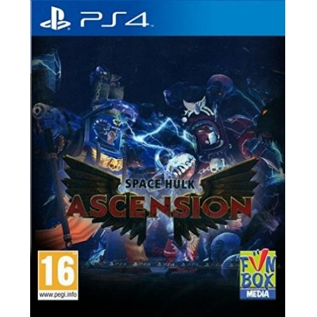 Space Hulk Ascension [PS4, neu, PEGI-UK]