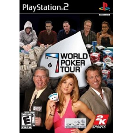 World Poker Tour [PS2, gebraucht, DE]
