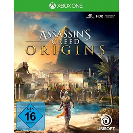 Assassins Creed Origins [XBox one, gebraucht, PEGI-AT]