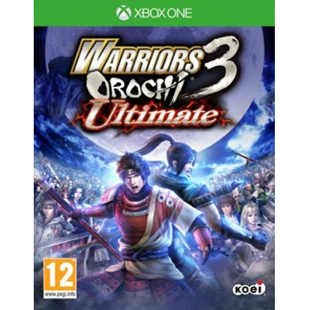 Warriors Orochi 3 Ultimate [XBox one, gebraucht, USA]