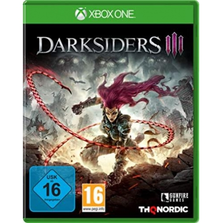 Darksiders III [XBox one, neu, DE]