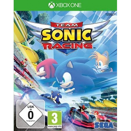 Team Sonic Racing [XBox one, neu, DE]