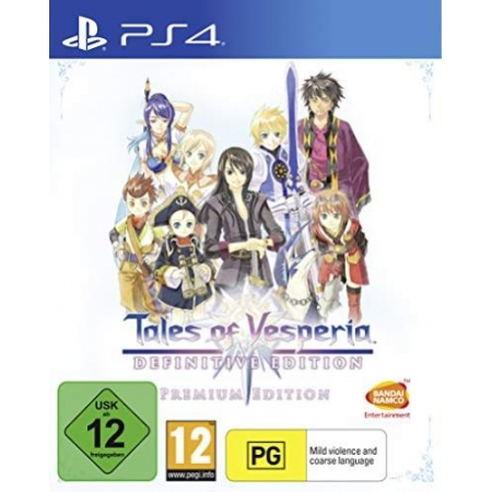 Tales of Vesperia Definitive Edition  [PS4, neu, DE]