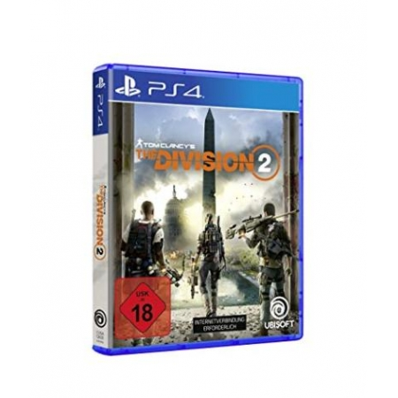 The Division 2  [PS4, gebraucht, DE]