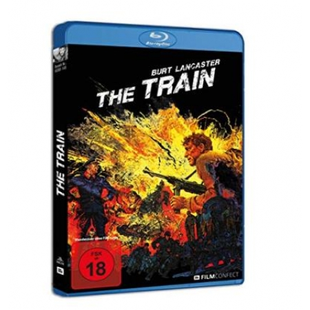 The Train [BluRay, gebraucht, DE]