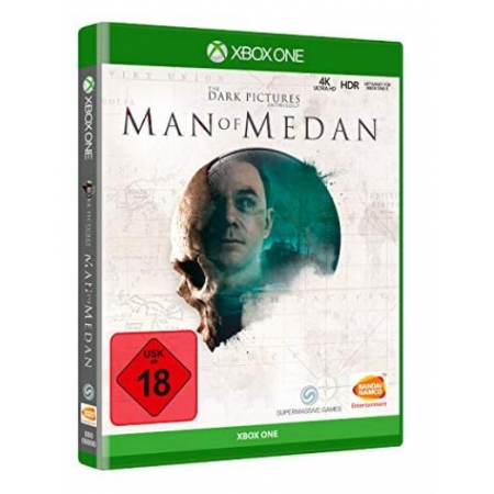 The Dark Pictures - Man of Medan [XBox one, neu, DE]
