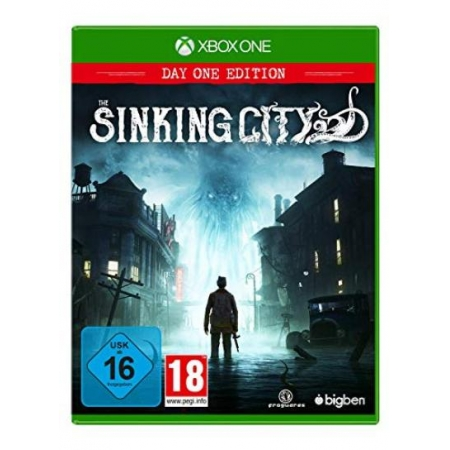 The Sinking City (Day One Edition) [XBox one, neu, DE]