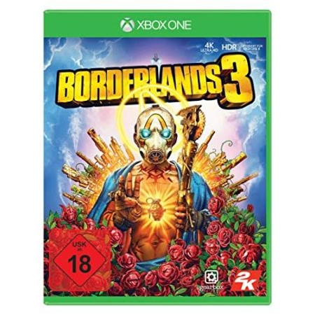 Borderlands 3 [XBox one, neu, DE]