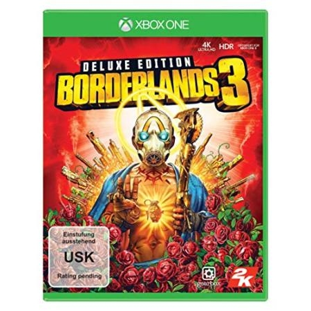 Borderlands 3 - Deluxe [XBox one, neu, DE]