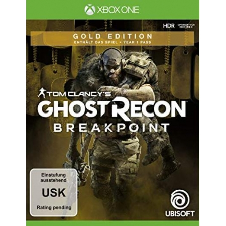 Tom Clancys Ghost Recon Breakpoint - Gold Edition [XBox one, neu, DE]