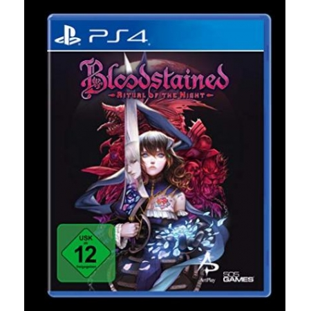 Bloodstained - Ritual of the Night [PS4, neu, DE]