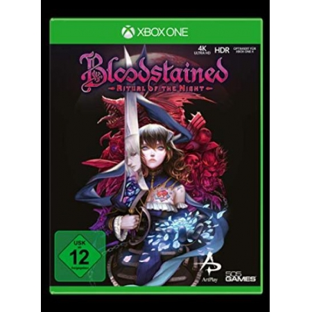 Bloodstained - Ritual of the Night [XBox one, neu, DE]