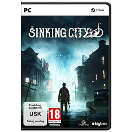 The Sinking City - Day One Edition [PC, neu, DE]
