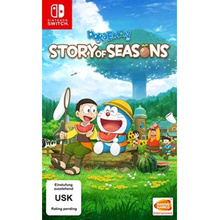 Doraemon Story of Seasons [NSW, neu, DE]