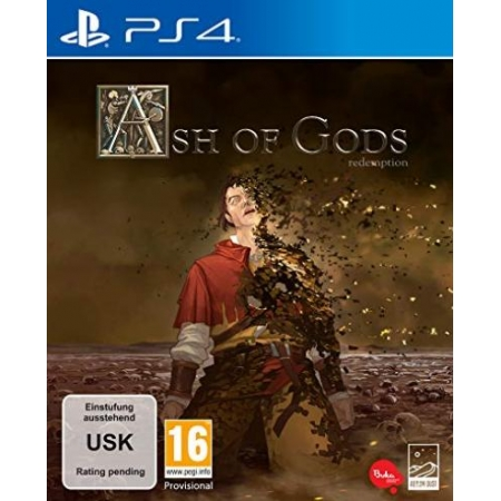 Ash of Gods Redemption [PS4, neu, DE]
