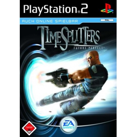 Time Splitters - Future Perfect [PS2, gebraucht, PEGI-UK]