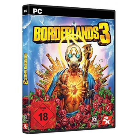 Borderlands 3 - Code in der Box  [XBox one, neu, DE]