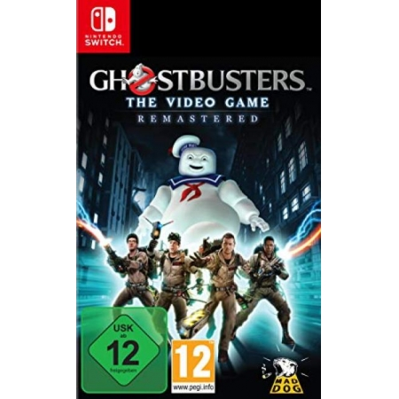 Ghostbusters The Video Game Remastered [NSW, neu, DE]