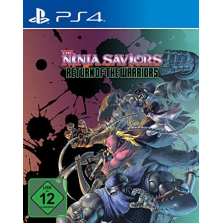 The Ninja Saviors Return of the Warriors - Ninja Art Edition  [PS4, neu, DE]