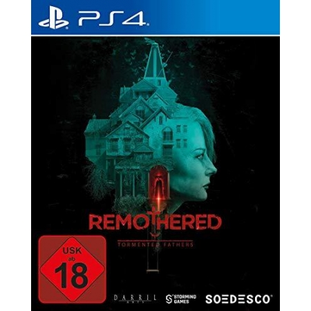 Remothered: Tormented Fathers [PS4, neu, DE]