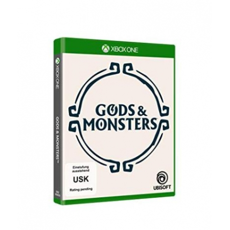 Gods & Monsters [XBox one, neu, DE]