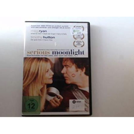 Serious Moonlight [DVD, gebraucht, DE]