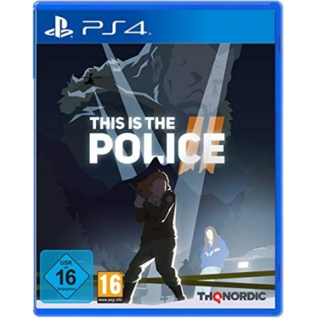 This is the Police 2  [PS4, neu, DE]