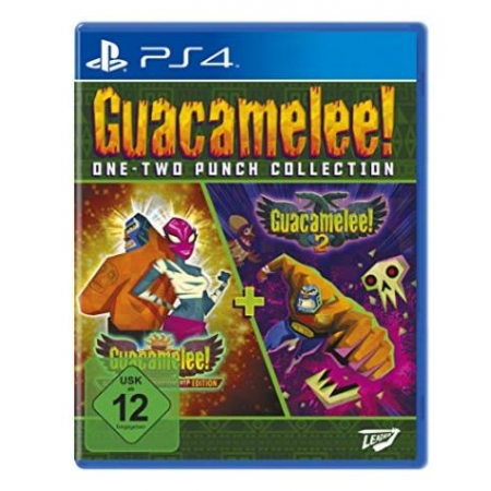 Guacamelee One-Two Punch Collection [PS4, neu, DE]