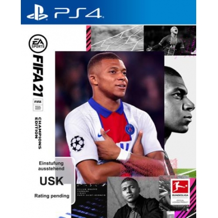 FIFA 21 CHAMPIONS EDITION [PS4, neu, DE]