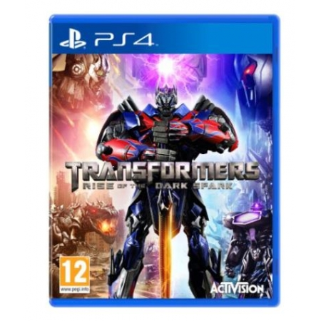 Transformers: Rise of the Dark Spark  [PS4, gebraucht, PEGI-UK]