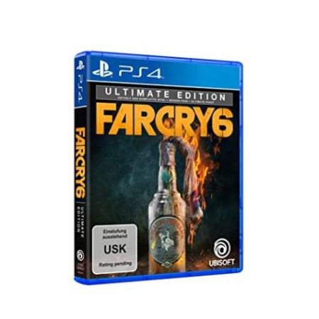 Far Cry 6 - Ultimate Edition [PS4, neu, DE]