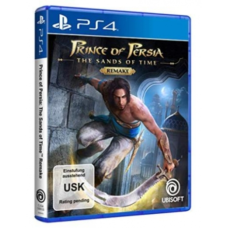 Prince of Persia: The Sands of Time Remake [PS4, neu, DE]