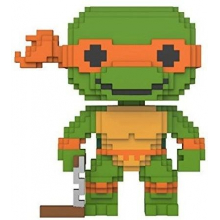 Funko POP Teenage Mutant Ninja Turtles Michelangelo (07) [Figuren, neu, DE]