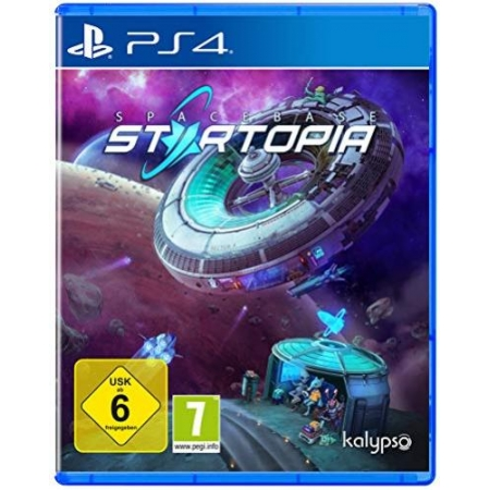 Spacebase Startopia [PS4, neu, DE]